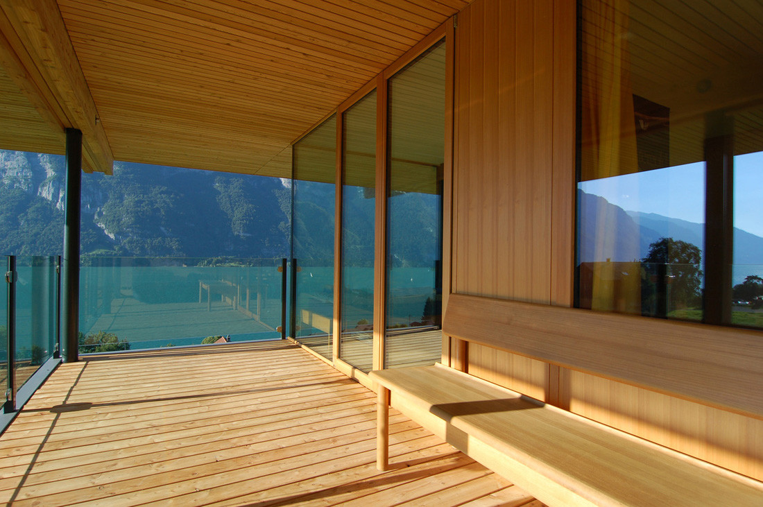 Gallery of Walensee House / km Architektur - 7