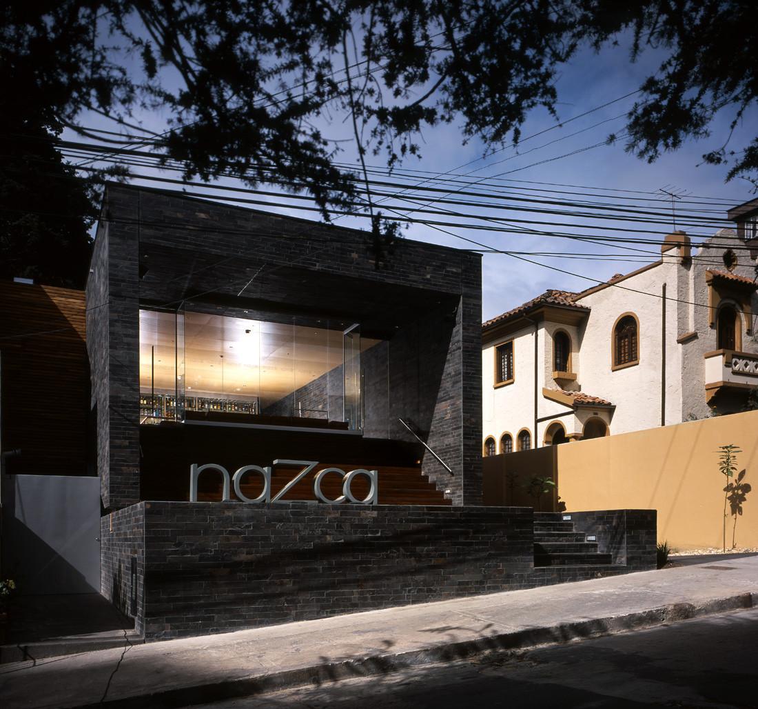 Nazca Restaurant / Giancarlo Mazzanti