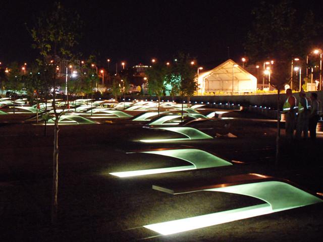 Pentagon Memorial / KBAS Studio
