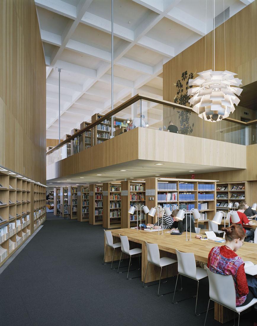 Library architecture design pdf