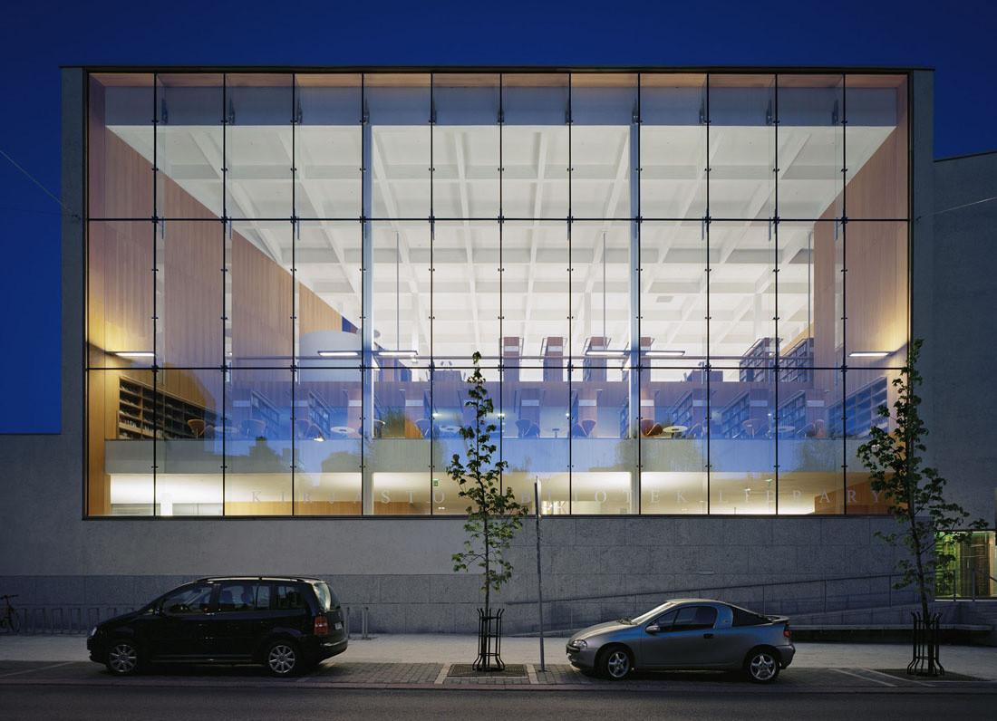 Gallery Of Turku City Library Jkmm Architects 21
