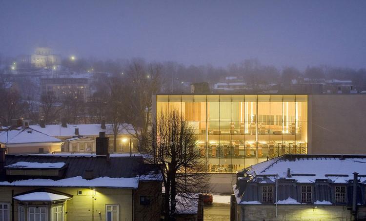 Biblioteca Municipal Turku  / JKMM Architects