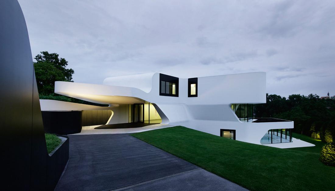 500f0fce28ba0d0cc70018cd Dupli Casa J Mayer H Architects Image on Futuro House Plans