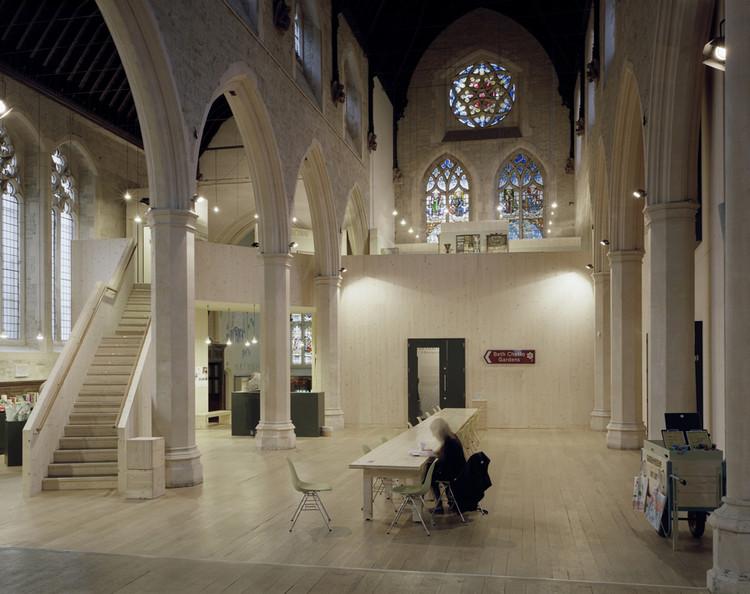 Garden Museum / Dow Jones Architects