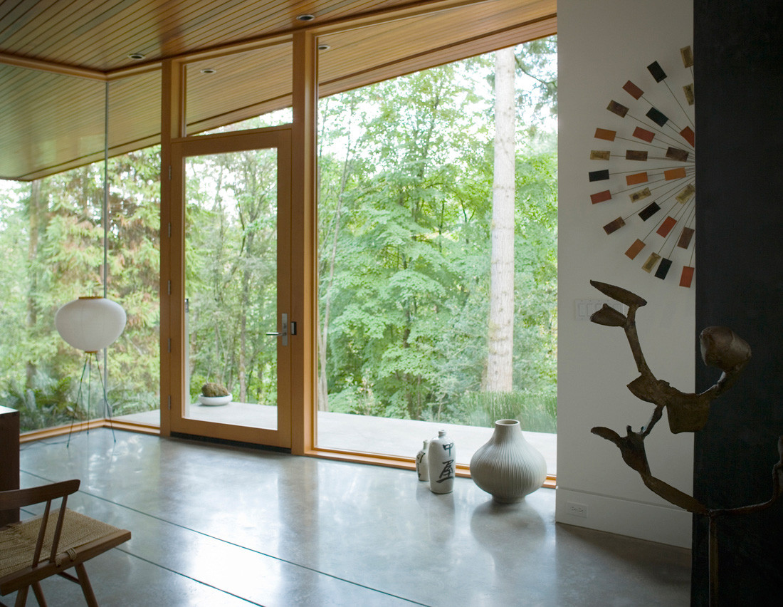 Gallery Of M1 Residence Skylab Architecture Twilight