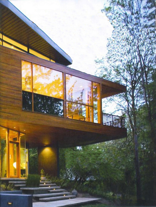 Gallery Of M1 Residence Skylab Architecture Twilight Movie House 10