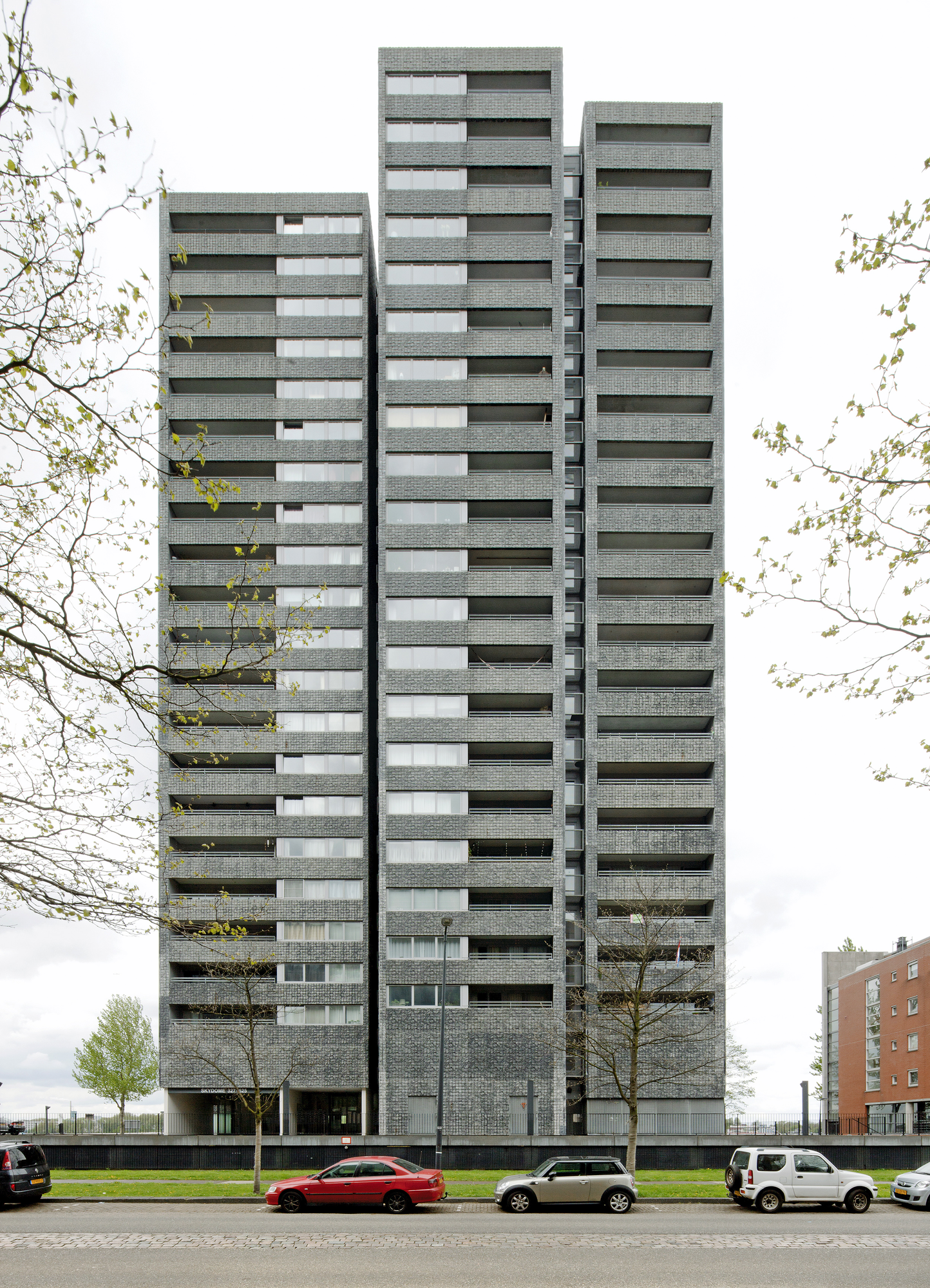 KNSM Island Skydome / Wiel Arets Architects, © Jan Bitter