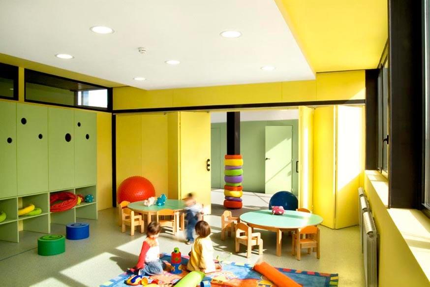Gallery of arreletes day care centre xavier vilalta for Unique home care