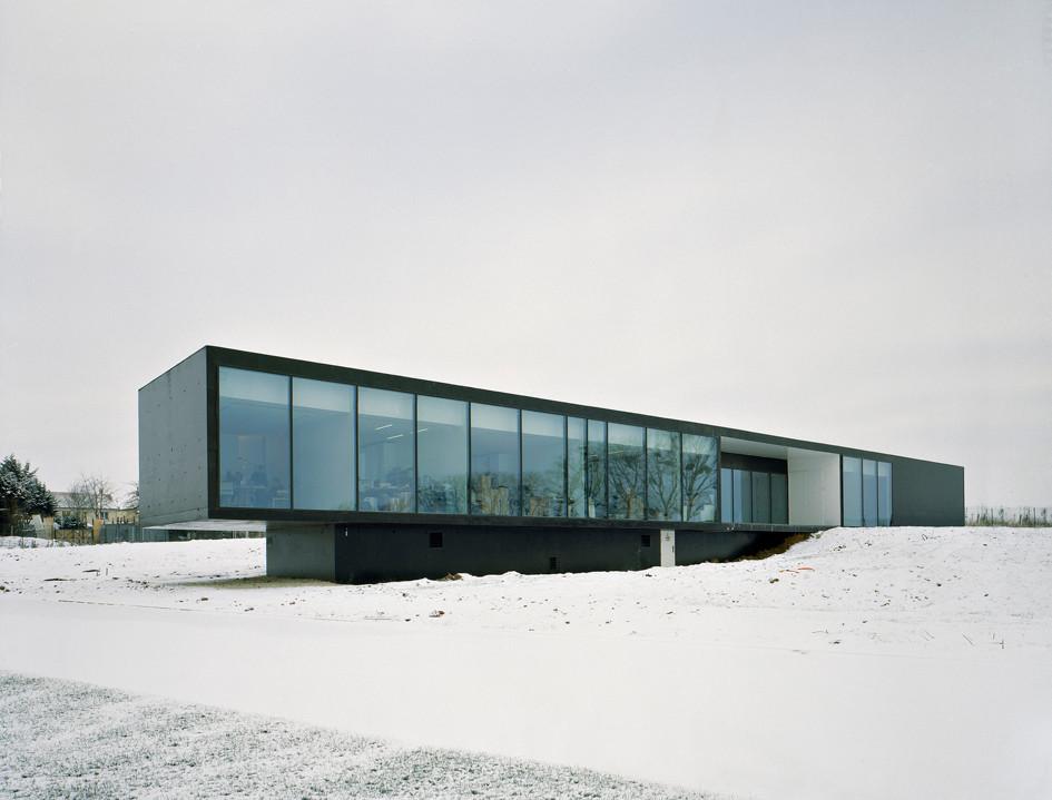 Marchesini Headquarters / LAN Architecture