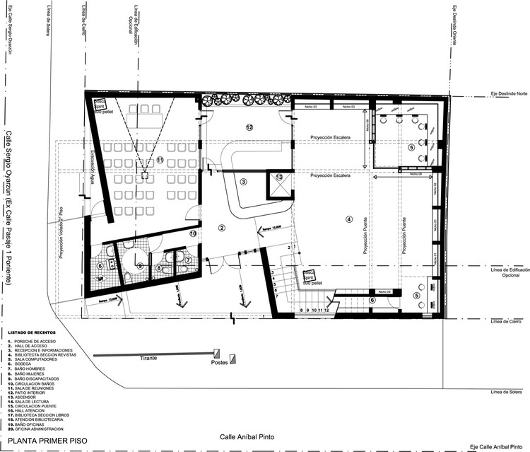 Biblioteca P Blica Plataforma Arquitectura