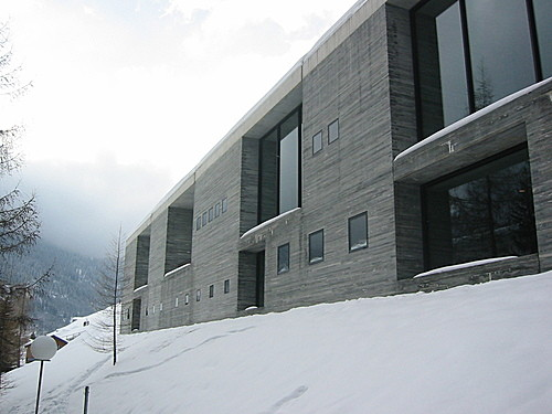 The Therme Vals / Peter Zumthor