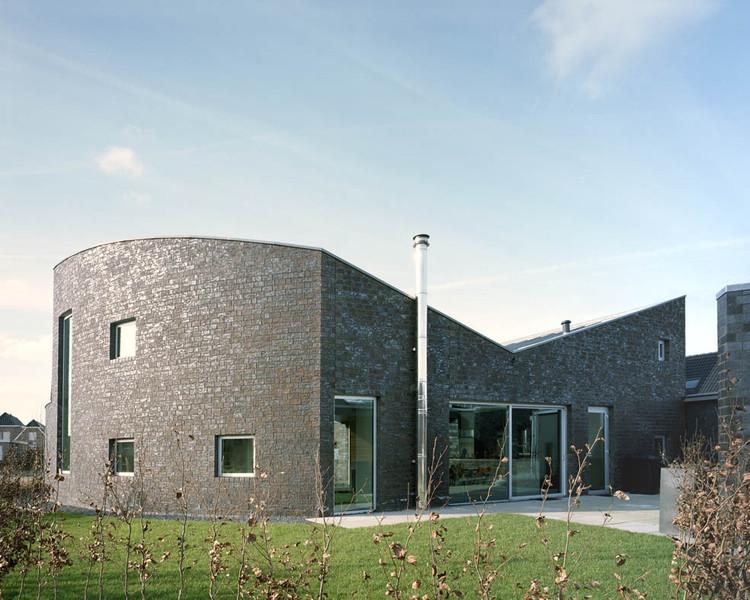 Hoogeveen house / Bureau B+O