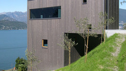 Wood house in Caviano / Wespi de Meuron Romeo architects
