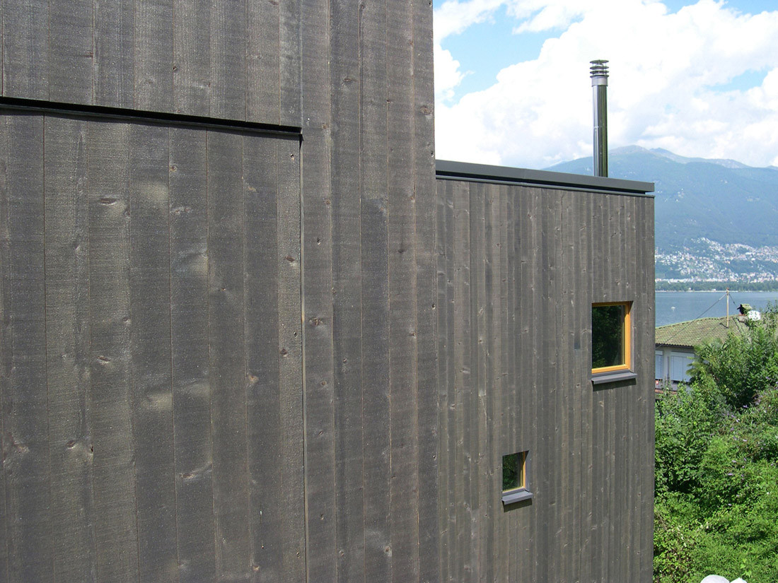 Gallery Of Wood House In Caviano Wespi De Meuron Romeo