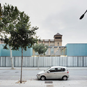 Temporary Extension for the University Pompeu Fabra / f451 Arquitectura