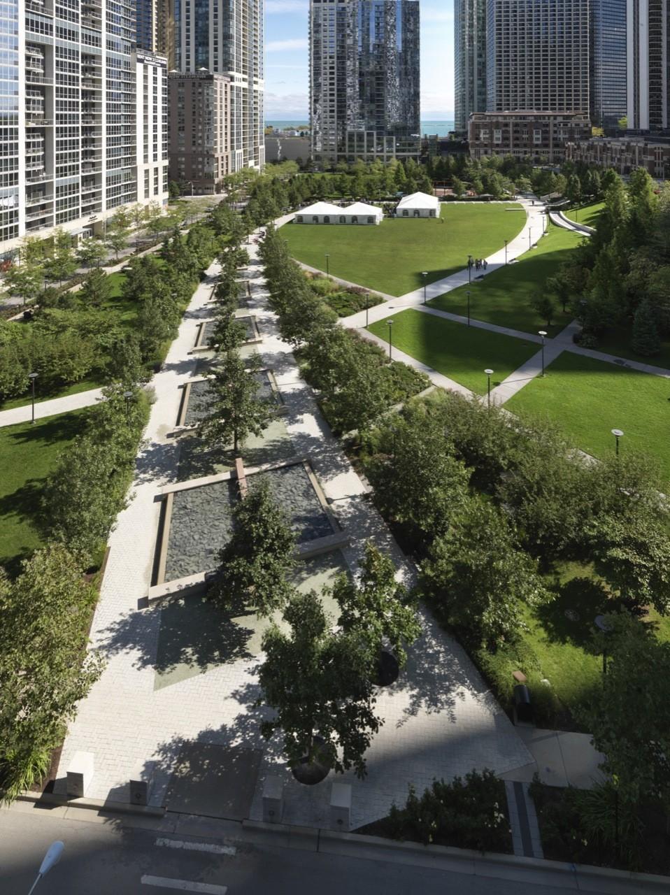 Urban Landscape Design Kansas City