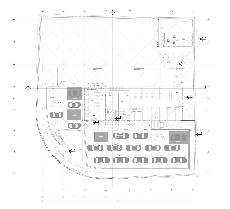 Gallery Of Ekris Showroom / ONL