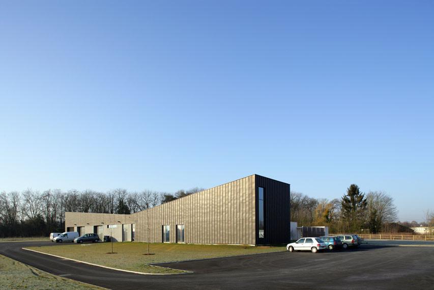 Gueux's Community of Municipalities Building / AAT