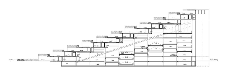 gallery of mountain dwellings plot big jds 32. Black Bedroom Furniture Sets. Home Design Ideas