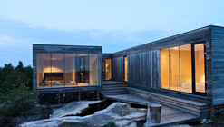Summerhouse Inside Out Hvaler / Reiulf Ramstad Arkitekter