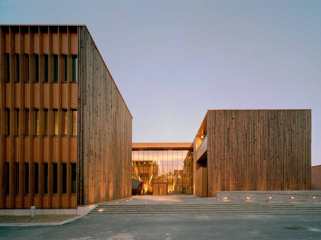 METLA Forest Research Centre / SARC Architects
