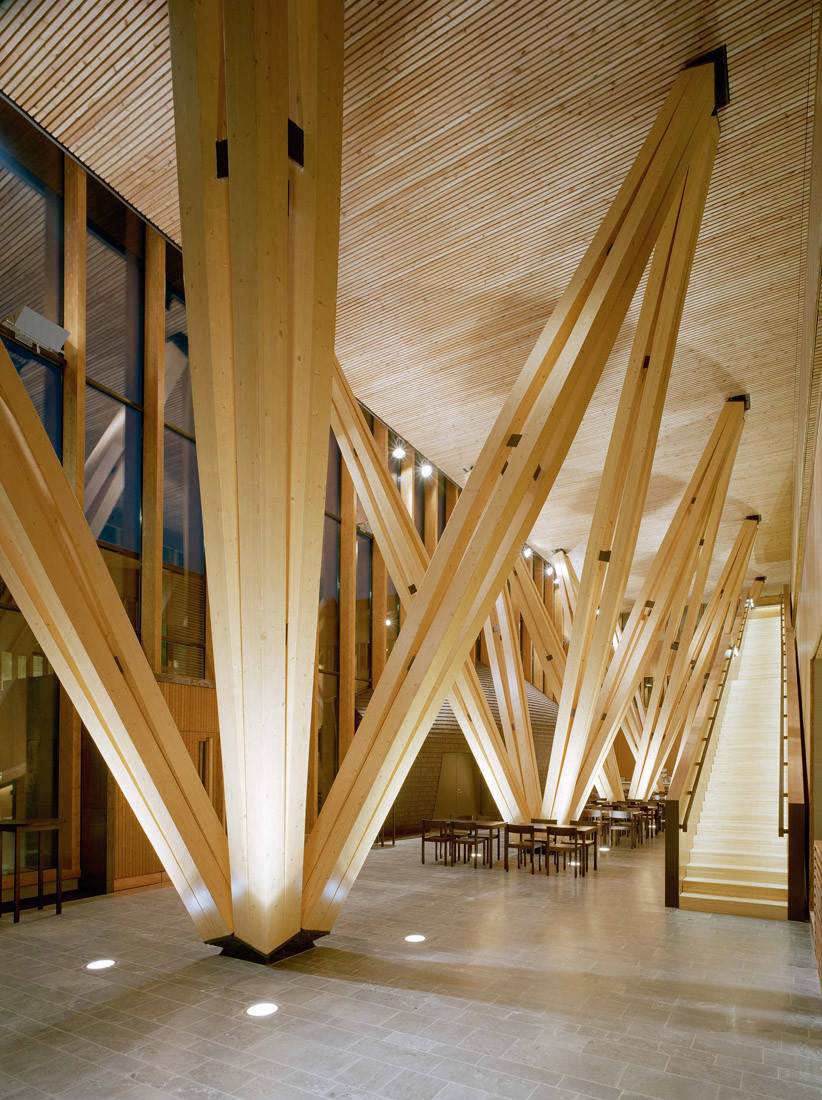 Gallery Of Metla Forest Research Centre Sarc Architects 18