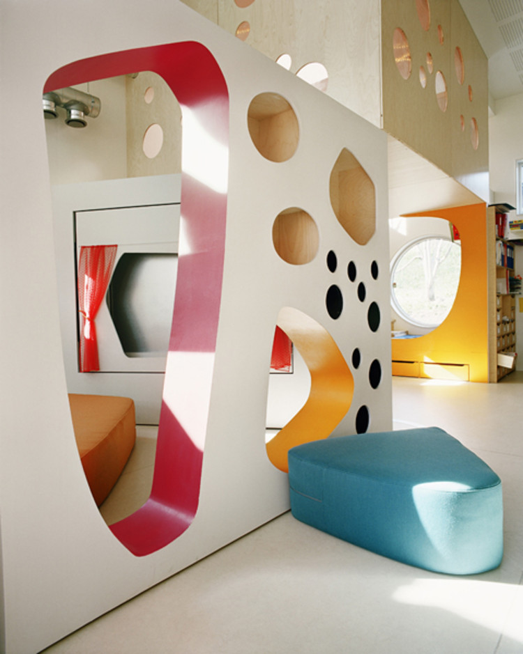 Classroom Design For The Blind ~ Kindergartens archdaily