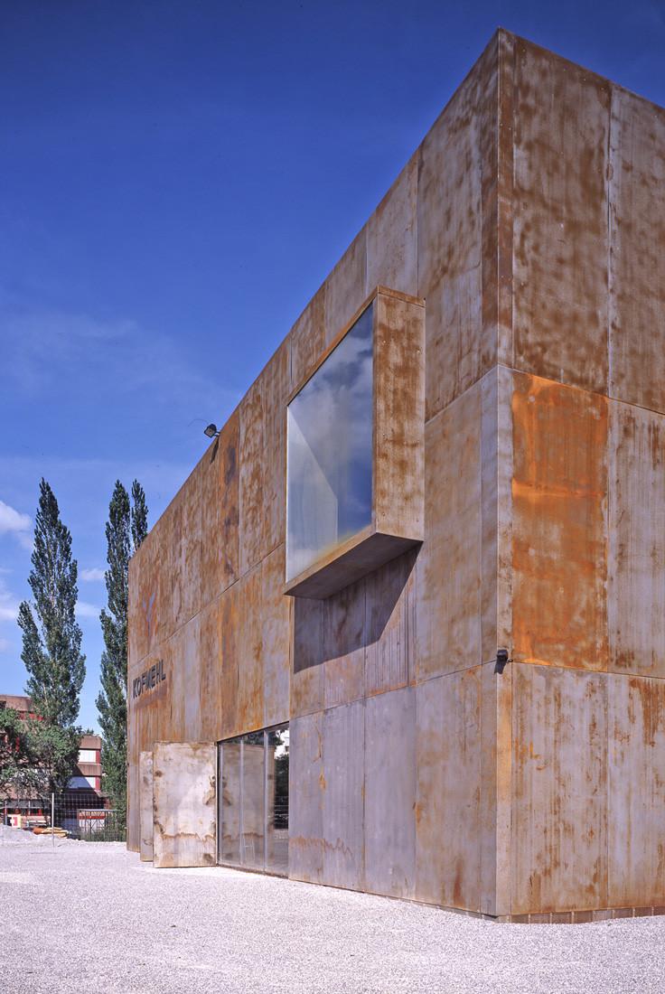 Gallery Of Kulturfabrik Kofmehl Ssm Architekten 5