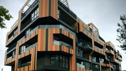 Lace Apartments / OFIS arhitekti