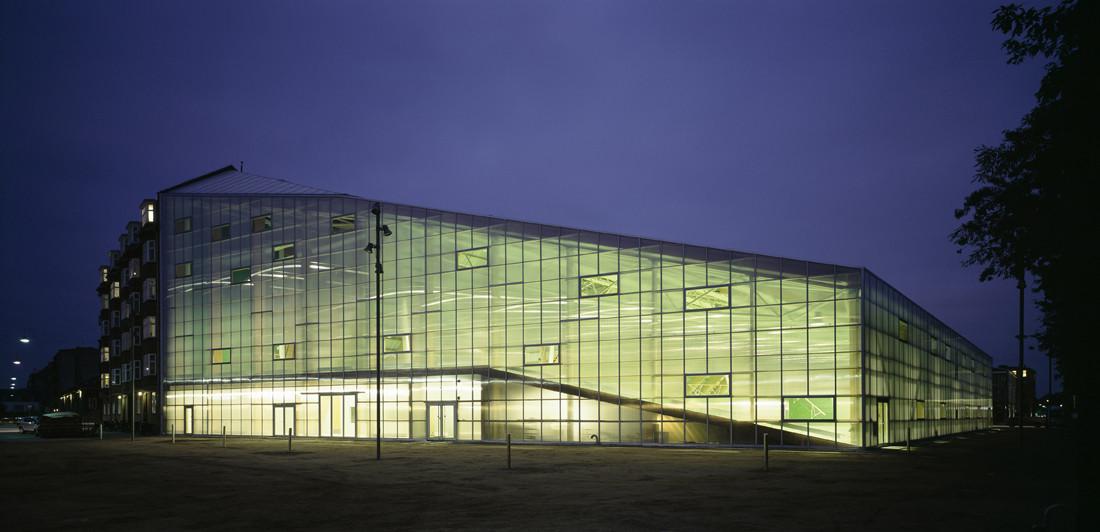 Gallery Of Sports  U0026 Culture Centre    Dorte Mandrup