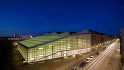 Sports & Culture Centre / Dorte Mandrup + Brandlhuber
