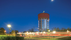 Jaegersborg Water tower / Dorte Mandrup