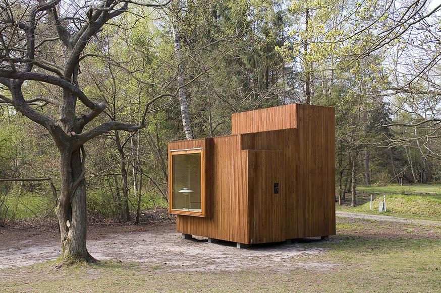 Read-Nest / Dorte Mandrup Arkitekter