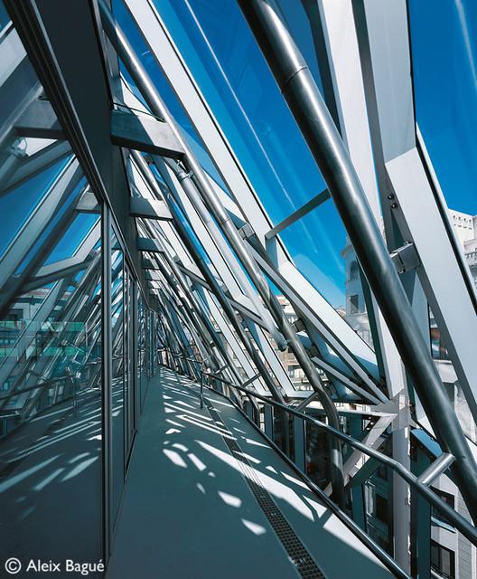 Basque health department headquarters in bilbao coll - Arquitectos en bilbao ...