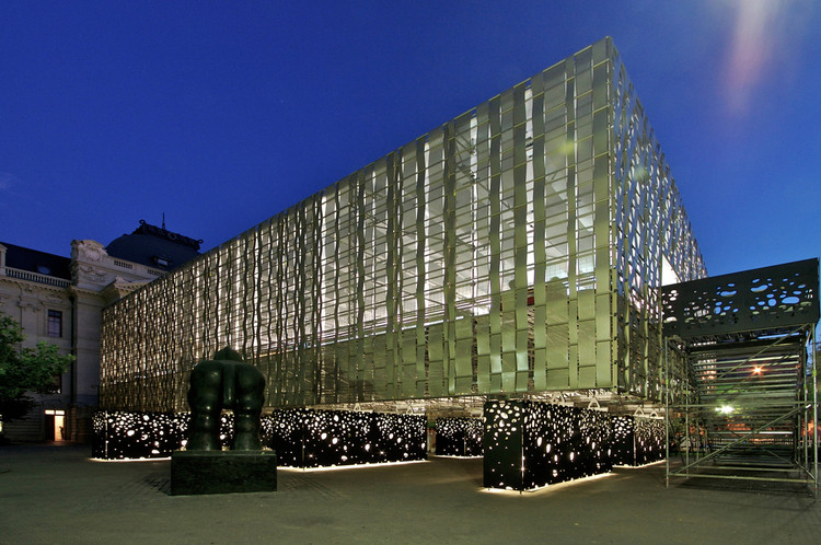 XVI Chilean Architecture Biennale / Assadi + Pulido, © Nico Saieh