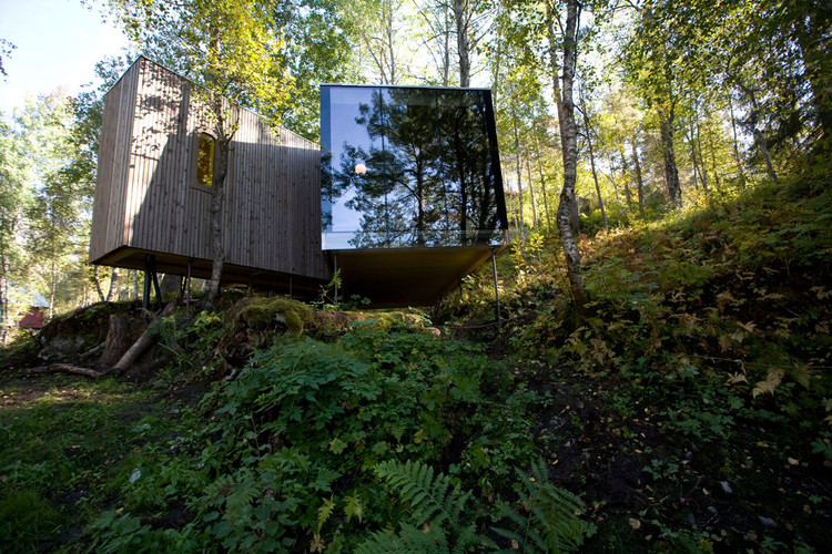 Juvet Landscape Hotel / Jensen & Skodvin Architects, Courtesy of JSA