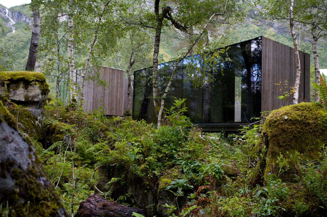 Zoom image | View original size - Gallery Of Juvet Landscape Hotel / Jensen & Skodvin Architects - 3