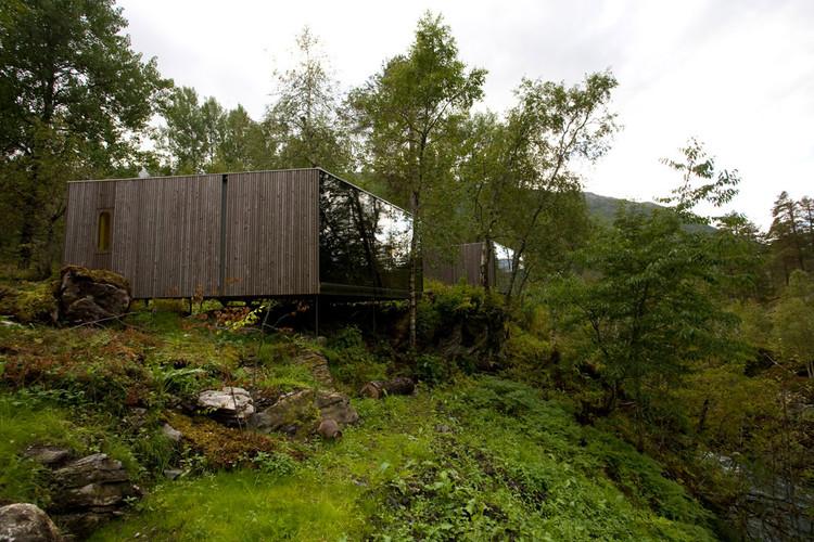 Juvet Landscape Hotel / Jensen & Skodvin Architects | ArchDaily