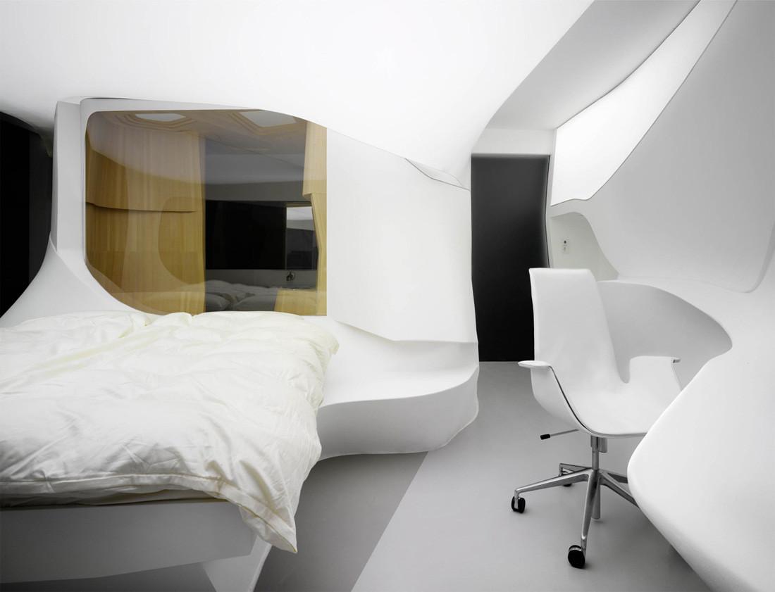Gallery Of Future Hotel Showcase Lava 2