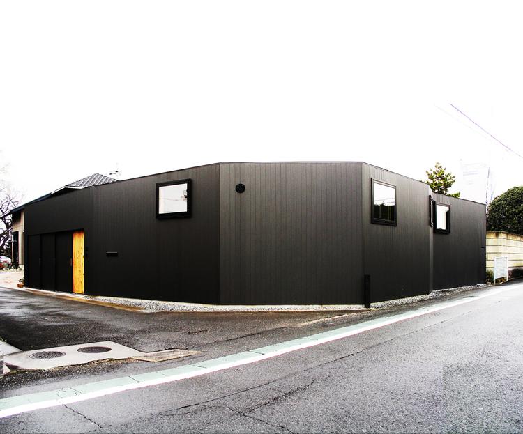 T house / Sou Fujimoto Architects