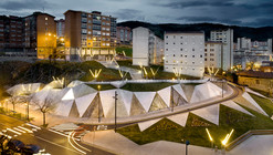 Galindez Slope and  Pau Casals Square / ACXT