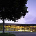 Campus Restaurant and Event Space / Barkow Leibinger Architects - Gustav Düsing