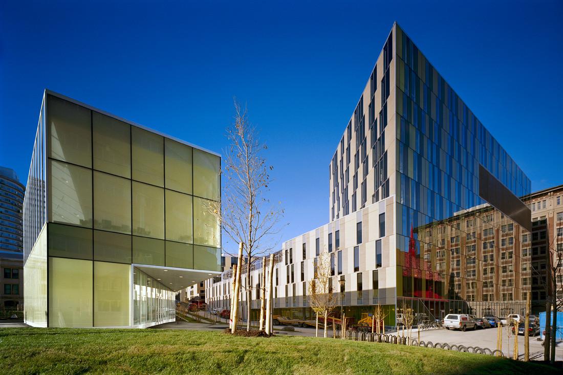 UQAM's Campus / Tétreault Parent Languedoc + Saia Barbarese Topouzanov