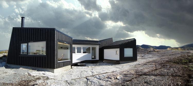 Cabin Verdehaugen / Fantastic Norway