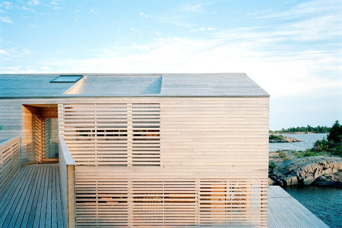 Floating House / MOS Architects Design Ideas