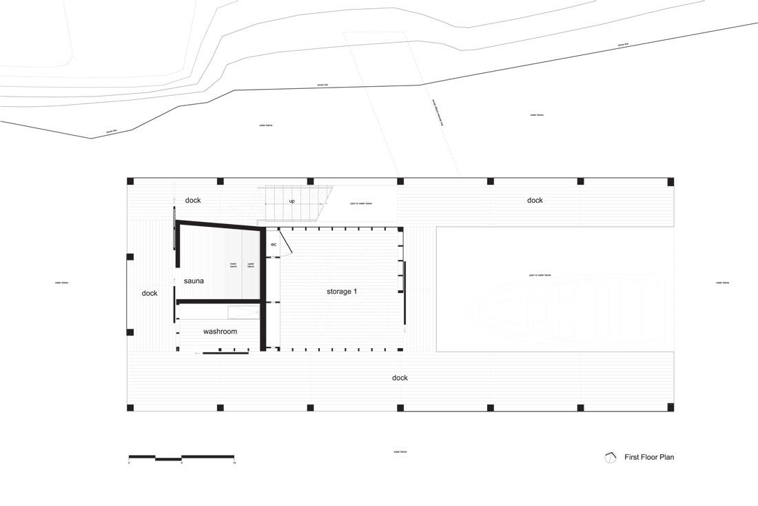 Good Floating House / MOS Architects