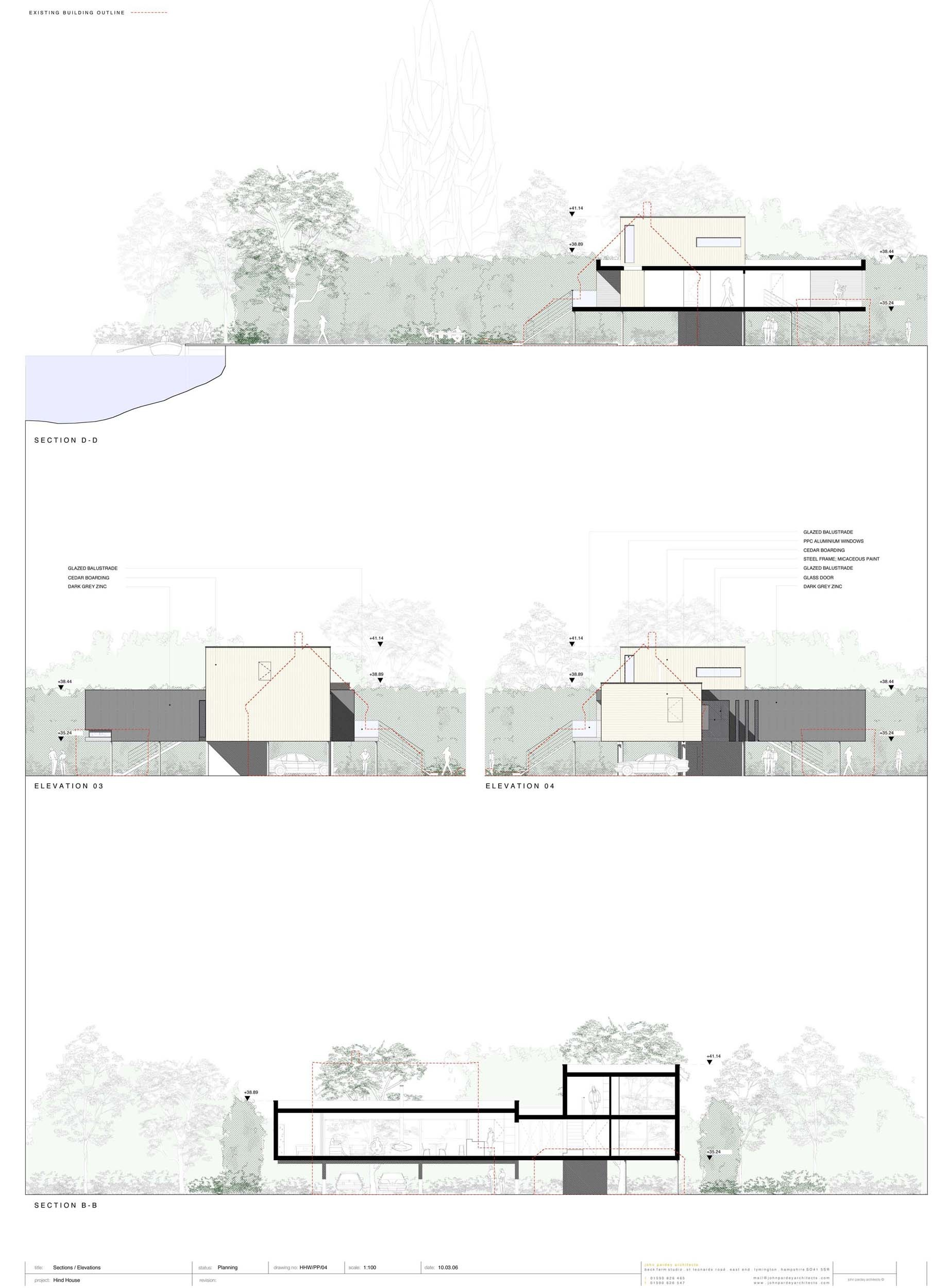Gallery Of Hind House John Pardey Architects 19
