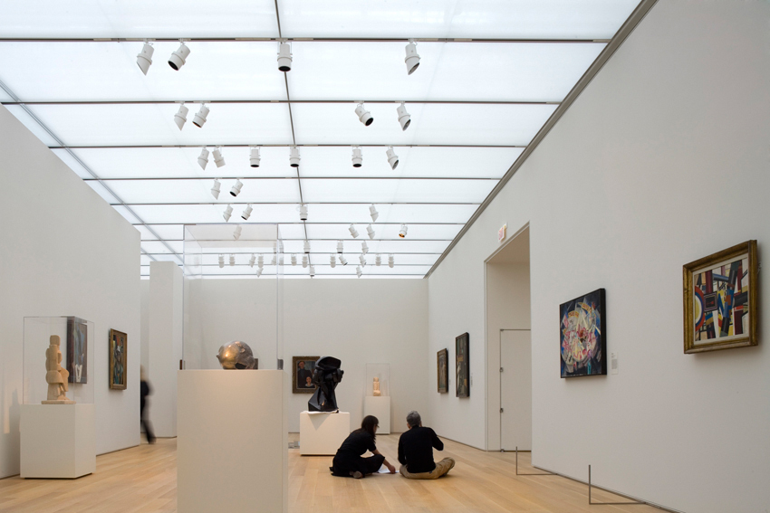 Gallery Of Modern Wing At The Art Institute Of Chicago
