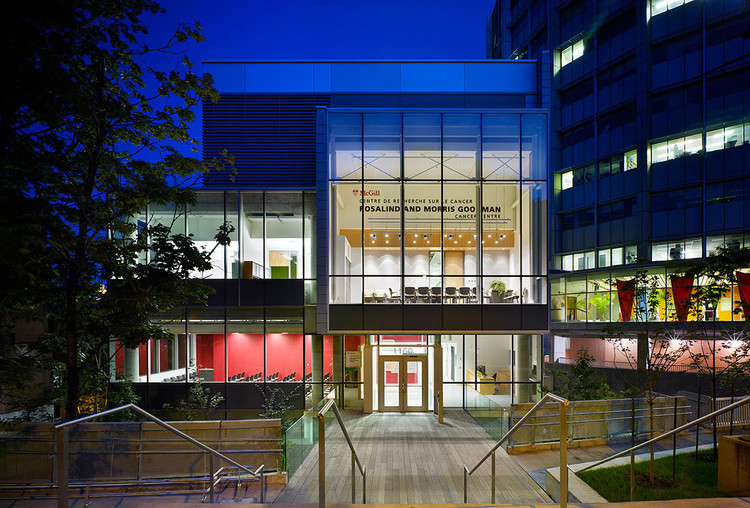 McGill University Life Sciences Complex / Diamond Schmitt Architects +  Provencher Roy + Associés architectes