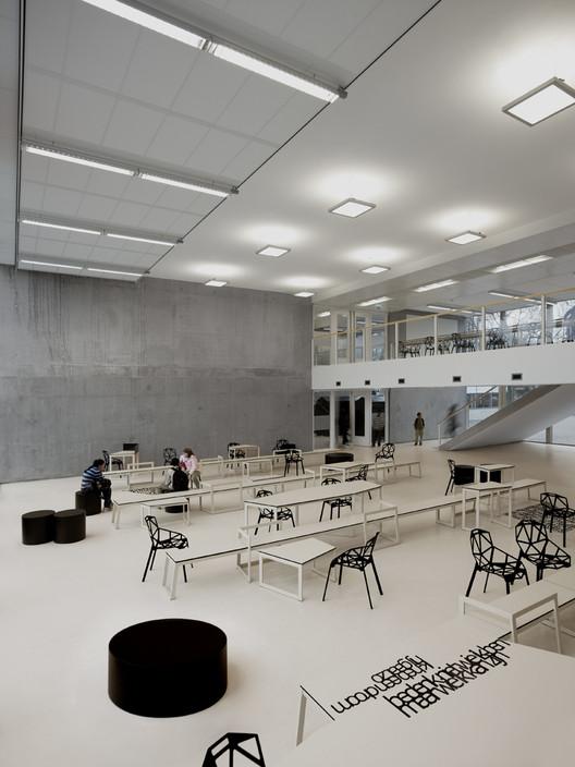 Panta Rhei college interiors Snelder Architecten i29 interior